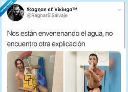 Enlace a Y luego dicen del agua de Madrid, por @RagnarElSalvaje
