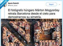 Enlace a Barcelona la ciudad reina en el placer visual, por @franch_laura