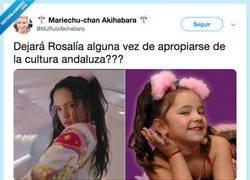 Enlace a Stop ROSALÍA de apropiarse de la cultura andaluza, por @MJRuizAkihabara