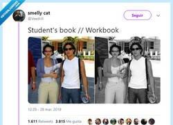 Enlace a Student's book // Workbook, por @Veedrill