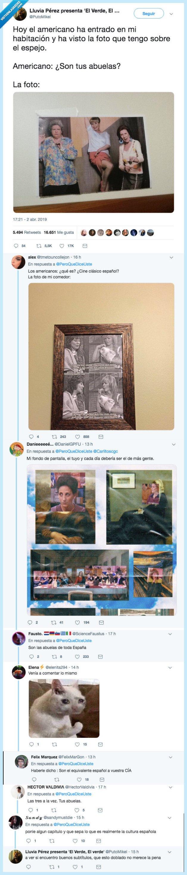 513793 - Son las abuelas de toda España, por @PutoMikel
