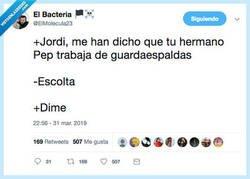 Enlace a Un chiste con palabras en catalán y en castellano