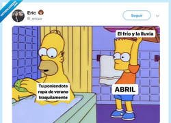 Enlace a En abril aguas mil, por @_ericzo