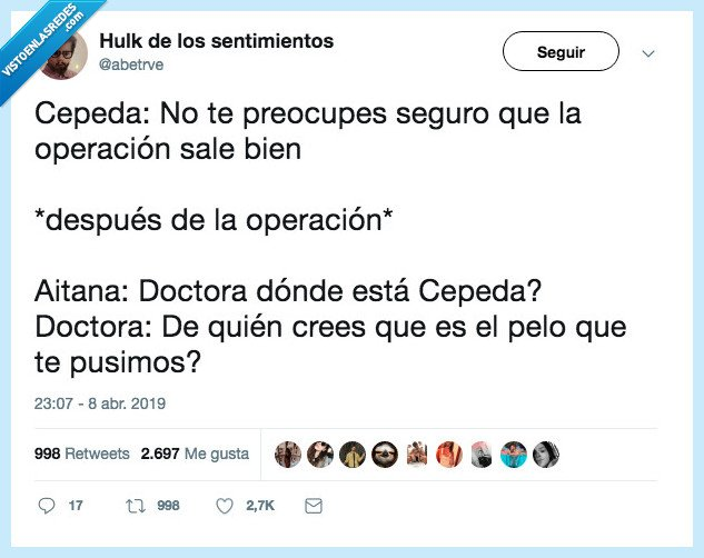 aitana,cepeda,despues,doctora