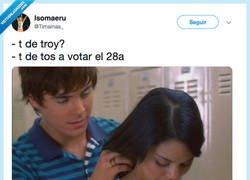 Enlace a Hacedle caso a Troy, por @Timainas_