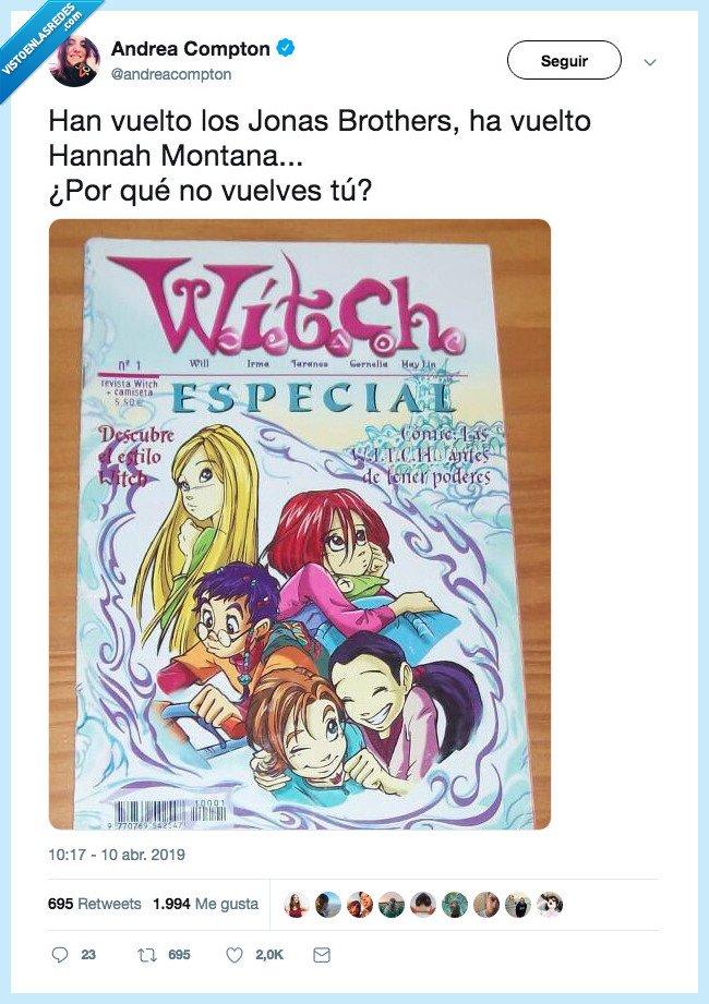 revista,witch