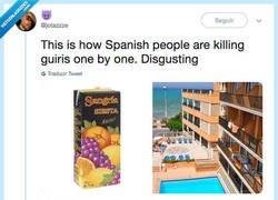 Enlace a La peor pesadilla de un guiri, por @jotazzze