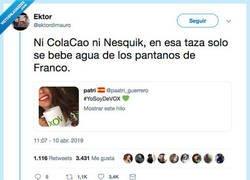 Enlace a El agua de España, por @ektordimauro