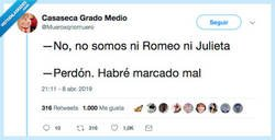 Enlace a Siento las molestias, por @Mueroxqnomuero