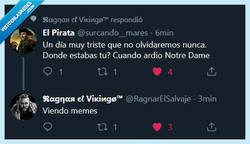Enlace a Nunca lo olvidaré, por @ragnarelsalvaje