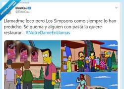 Enlace a Los Simpsons lo han vuelto a hacer, por @EldelCau