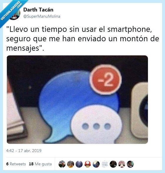 mensajes,smartphone,tiempo