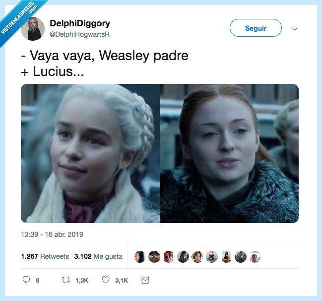 equivocar,padre,película,weasley