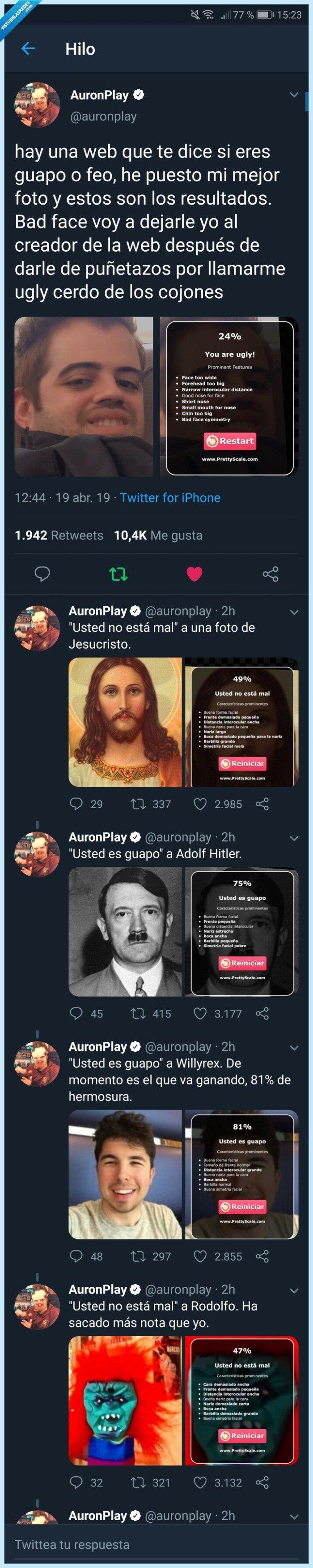 auronplay,Twitter