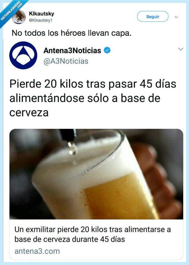 20 kilos,cerveza,peso