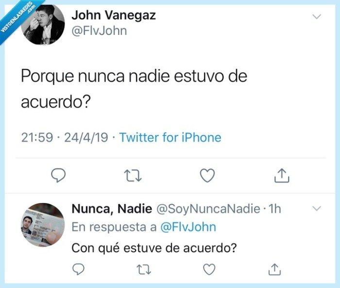 Nunca Nadie,Solo,Twitter