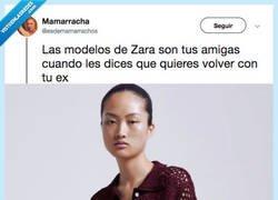 Enlace a La modelos de Zara tienen cara de estar enfadadas porque hace un mes que no comen, por @esdemamarrachos