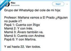 Enlace a En serio los grupo de Whatsapp de padres deberían estar prohíbidos por ley, por @xaviconde