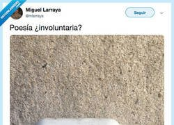 Enlace a Poesia everywhere, por @mlarraya