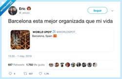 Enlace a Barcelona y sus calles, por @_ericzo