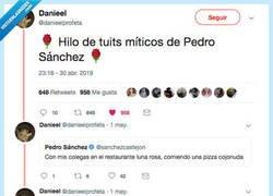 Enlace a Pedro Sánchez de tuitero a presidente, por @danieelprofeta