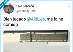 Enlace a Cuando @Aldi_es te trollea... por @stanby_lolo