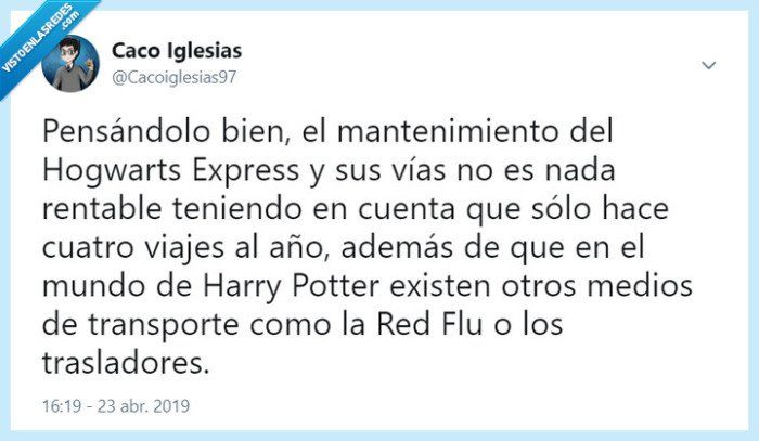 harry potter,hogwarts,tren,twitter