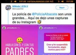 Enlace a La policía de Albacete hace ronda de preguntas y se va de las manos, por @PoliciaAlbacete y @MmodsGTAV