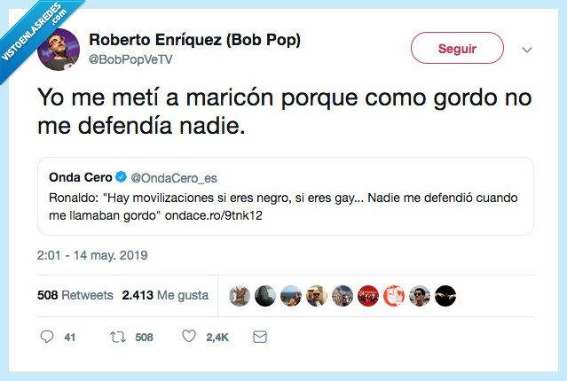 bob pop presidente,se tuvo que decir y se dijo