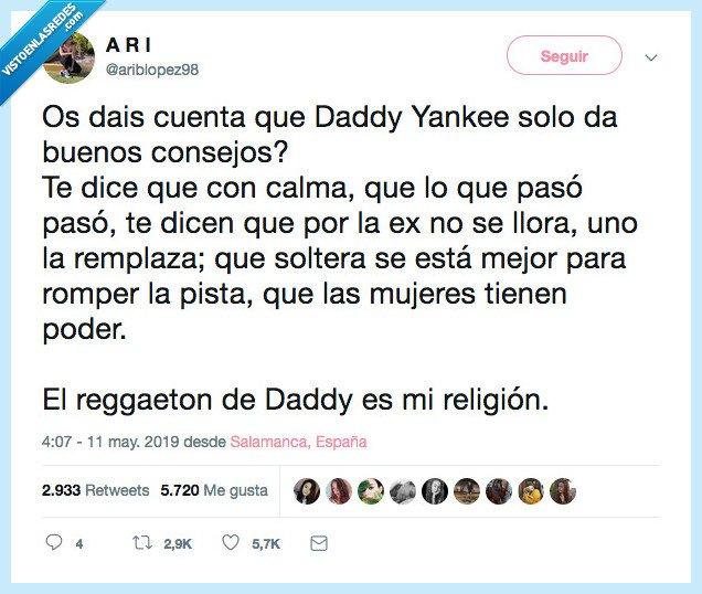 consejos buenos,daddy yankee,feliz,mujeres