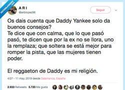 Enlace a Daddy nuestro que estás en los cielos, por @cariblopez98