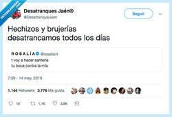 Enlace a DESA TRÁ TRÁ, por @DesatranqueJaen