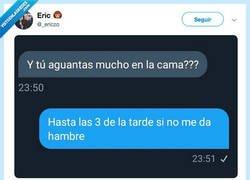 Enlace a LO QUE ME ECHEN, por @_ericzo
