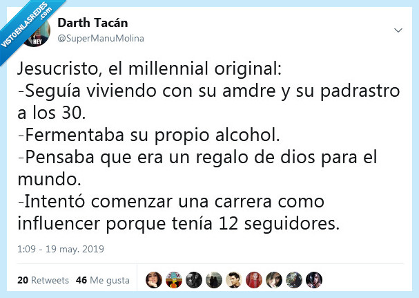 jesucristo,millennial,original