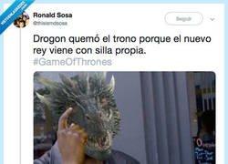 Enlace a Ya lo dicen que los dragones son listisimos, por @thisisrndsosa