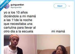 Enlace a Mi madre me quería matar, por @guinguardian