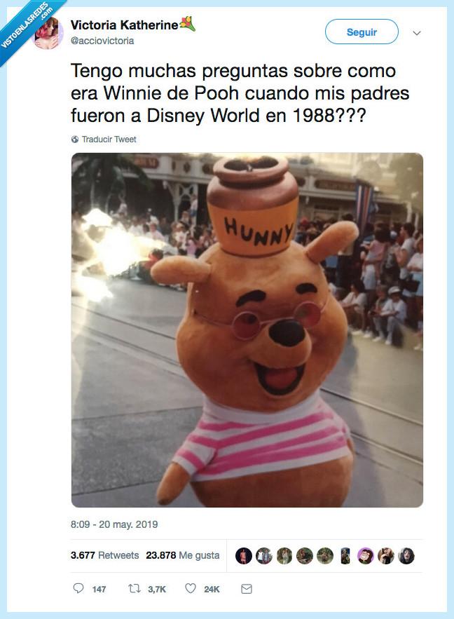 bad bunny,el,winnie the poo