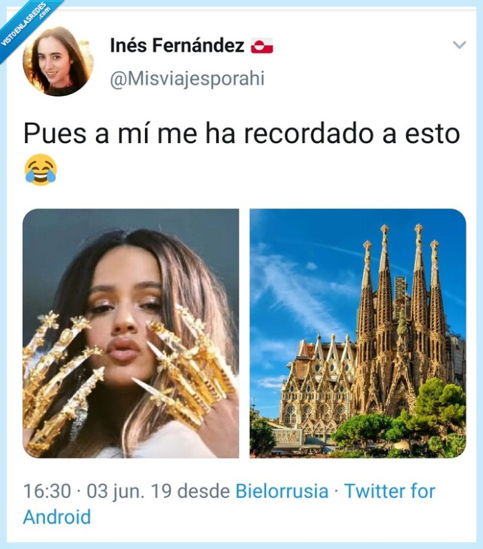 fotos,Instagram,Rosalía,Viajes