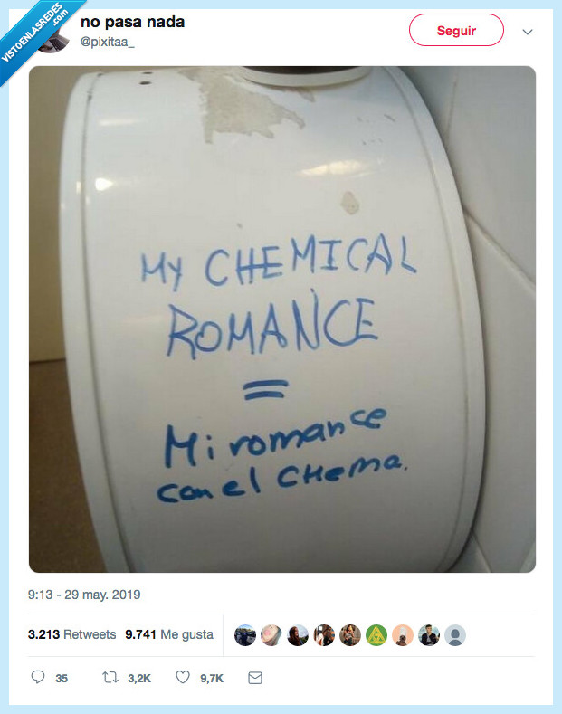 b1,my chemical romance,sacar