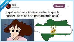 Enlace a Misae es ANDALUZA, por @Luisiyoh