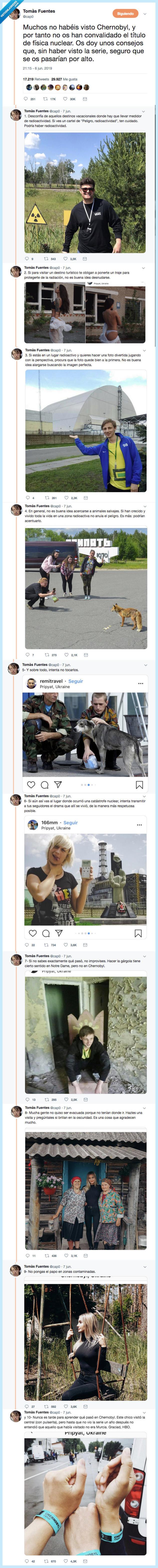 cap0,chernobyl,consejos,hilo