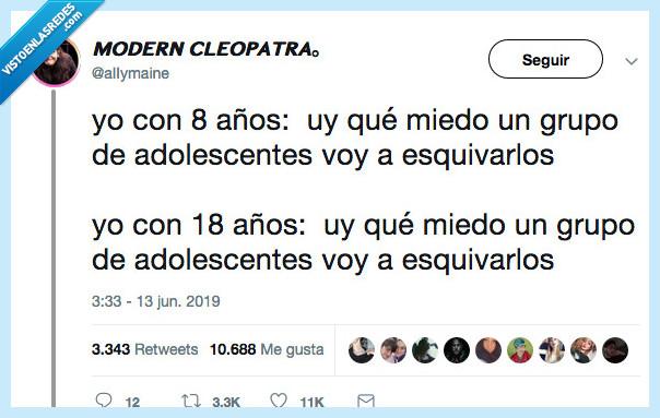 18,8,adolescente,años,grupo,miedo