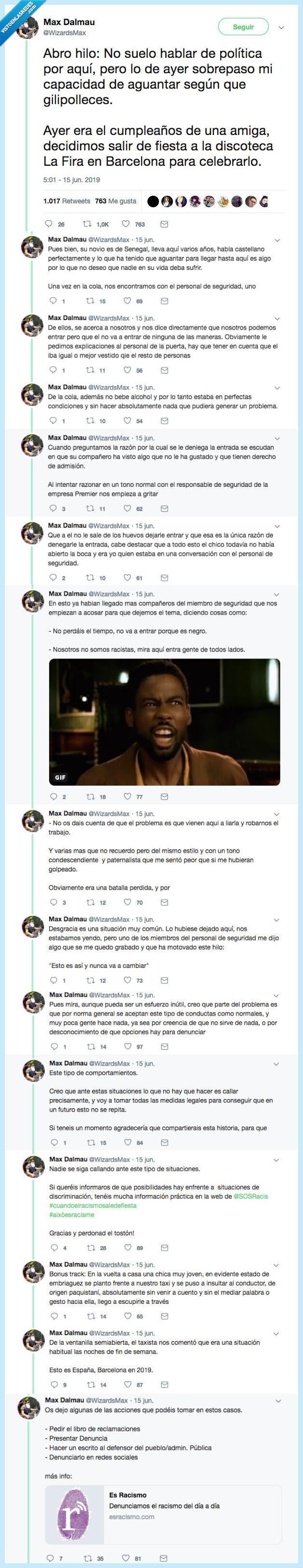 barcelona,caso,denuncia,racismo