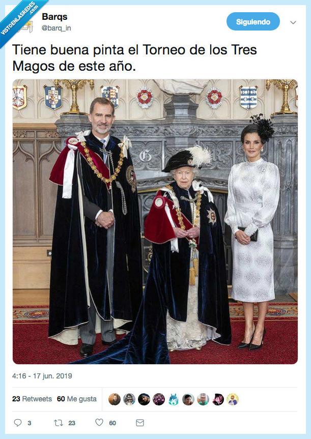 harry potter,inglaterra,reina,rey,torneo tres magos