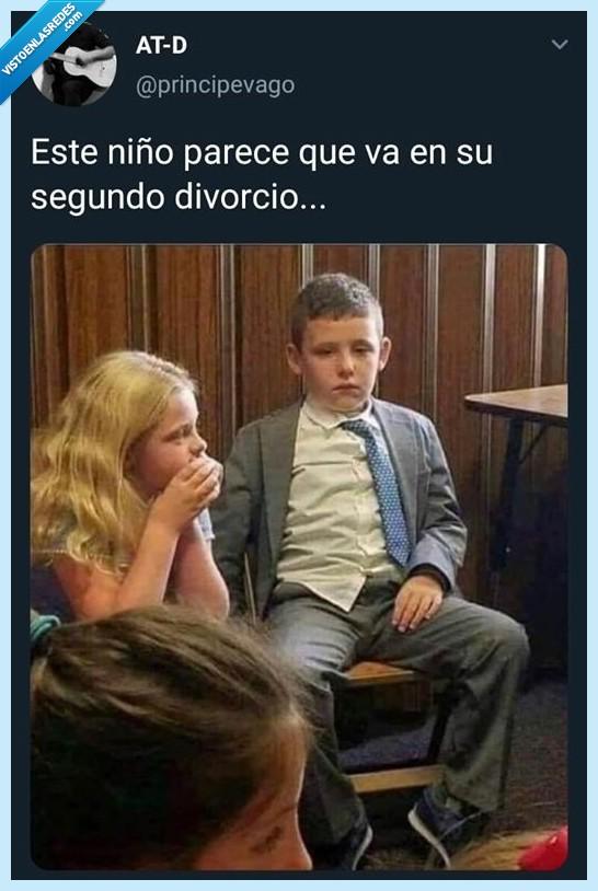 cara,divorcio,Niño,principevago