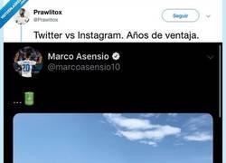 Enlace a Las diferencias básicas entre las personas que hay en Instagram y Twitter, por @Prawlitox