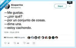 Enlace a El motivo principal es este..., por @alcaparrina