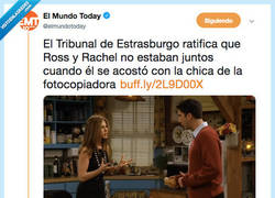 Enlace a WE WERE ON A BREEEEEAK, por @elmundotoday