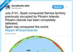 Enlace a ESPAÑITA HA GANADO LA WORLD WAR BOT Y POR FIN SOMOS LOS AMOS DE INTERNET