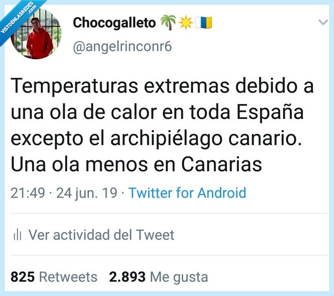 Canarias,Humor,olacalor